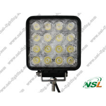 Square 48W LED off Road Driving Lamp