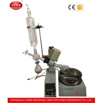 Lab Vacuum Glass Distillation Rotary Evaporator 5L