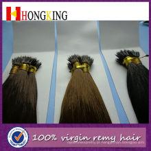 Boa extensão de cabelo nano filipino