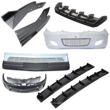 OEM ODM Plastic Parts Car Rear Bumper Cover Molding Injection Moulding Auto Industry For BMW