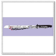 V308 250mm Bread Knife with Black Handle