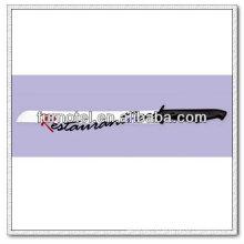 V308 250мм Нож для хлеба с черной ручкой