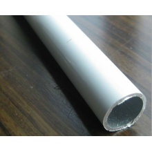 Aluminum round bottom rail for roller blind Zebra blind