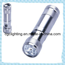 Aluminum Dry Battery Torch (CC-016)