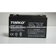 Lead acid battery 6V 4.0ah TINKO good quality and best price