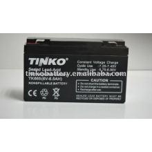 Chumbo-ácido de bateria 6V 4.0ah Joaquim boa qualidade e melhor preço