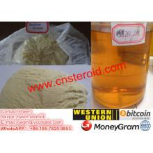 Prix de gros Trenbolone Acetate Powder Injectable Anabolic Source