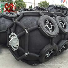 Defensa de goma neumática de la fábrica YOKOHAMA hecha en China