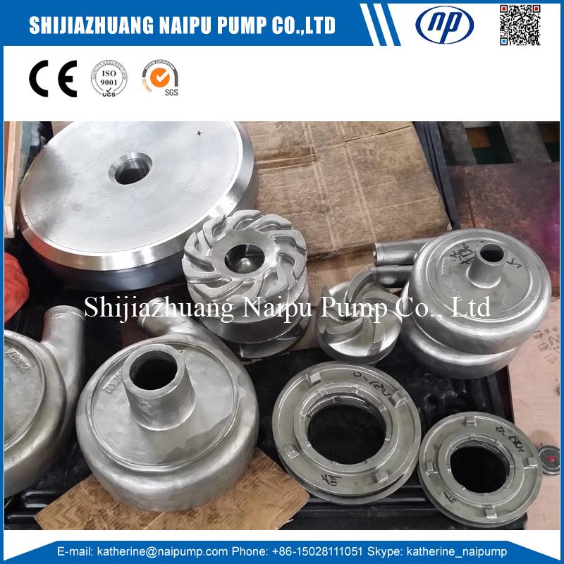 SS pump parts