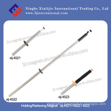 Permanent Neodymium Holding/Retrieving Magnets Batons with Release