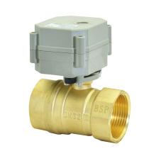 Válvula de control de flujo (T32-B2-C)