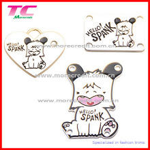 Dog Theme Metal Tag / Etiqueta / Placa