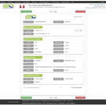 Véhicule électrique - Données douanières locales du Pérou importées