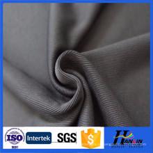 Plain tingido tecidos TR esticar poliéster Rayon Spandex tecido a partir de China