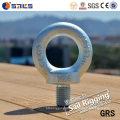 DIN580 Lifting Hardware Galv Carbon Iron Eye Bolt