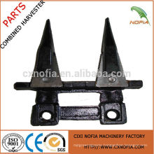 Combine Harvester Knife Guard With Blade