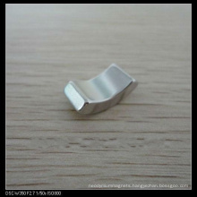 High Grade Rare Earth NdFeB Permanet Magnet for Motor