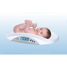 Balances pour bébé à échelle corporelle