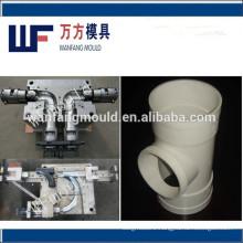 PVC pipe fitting mould maker/China taizhou pvc pipe fitting mold