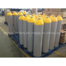 40L Aluminum Alloy O2, CO2 Gas Cylinders