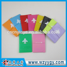 popular PU leather passport holder