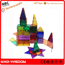 New Magnetic Tile Building Kit 100pcs