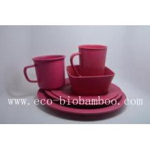 Bamboo Faser Tischkombination Serie (BC-CS1003)