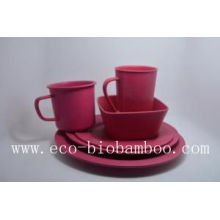 Bamboo Fibre Tableware Combination Series (BC-CS1003)