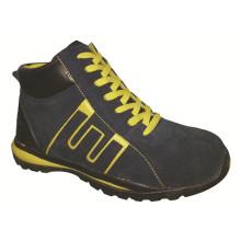 Ufa069 Metalfree Sicherheit Schuhe Wildleder Leder Sicherheitsschuhe