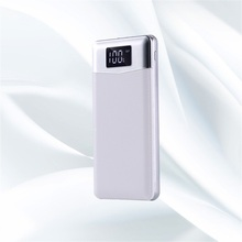 Power bank charger 10000mah with digital display