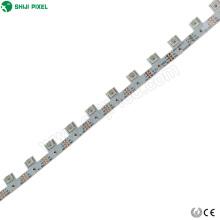 2811 magia endereçável digital 3535 dmx corda controlada rodada RGB Pixel s forma flexível wifi led strip