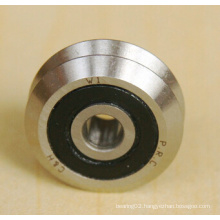 for Embroidery Machine Uvw Series V Groove Roller Bearing LV20/7zz