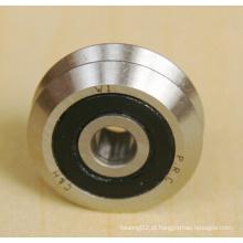 para o rolamento de rolo LV20 / 7zz do sulco da série V de Uvw da máquina do bordado