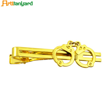Zinc Alloy Metal Tie Clip For Men