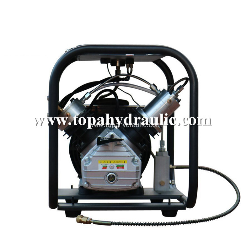 3 stage high centrifugal micro dive air compressor