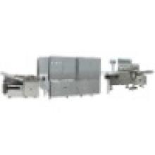 Lavage de flacon Stérilisation Remplissage et Stopering Compact Line (GLX2-10)
