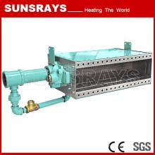 Precio de fábrica Recubrimiento directo Curado Secado Aparato de calefacción Quemador infrarrojo