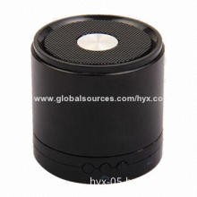 2013 Bluetooth Mini Speaker, Supports Lithium Battery and Charger