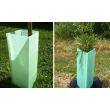 Personlized Products for Corflute Tree Protection Corrugated Plastic Tree Wrap supply to South Korea Supplier