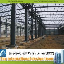 Marco de estructura de acero profesional y de buena calidad