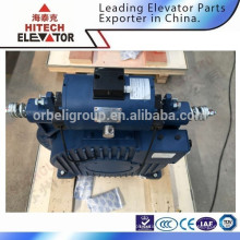 Elevator gearless type traction machine/for passenger lift