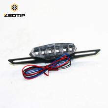 SCL-2012080321 LED-Motorradrücklichtanschlag