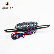 SCL-2012080321 LED arrêt de feu arrière de moto led