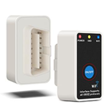 com ligar/desligar interruptor WiFi Obdii código Reader + interruptor OBD OBD2 diagnosticar Interface do Scanner para eu..--telefone Android Windows