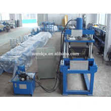 Crest tile forming machine