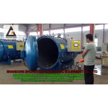 Hot Sale Impregnated Wood Poles Treatment Autoclave