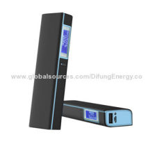 Latest Mobile Power Bank, Factory Patent Design, Smart LCD Numeral Display, Portable