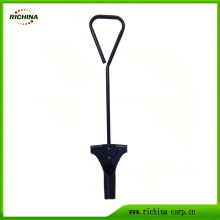 Carbon Steel Long Handle Bulb Planter