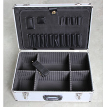 Kit de herramientas de aluminio de aleación de aluminio multiusos (con llave de bloqueo)