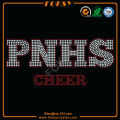 PNHS Cheer hotfix iron on strass transfers